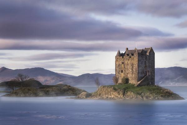 Castle Stalker by swilliams71
