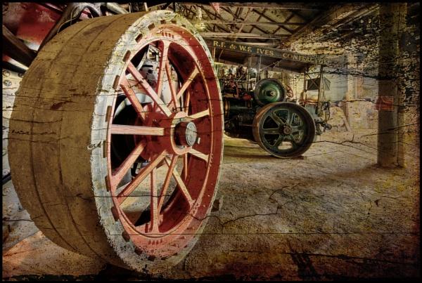 Big Wheels by Peco
