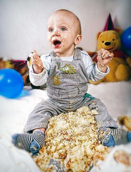 OMG CAKE! by Syren