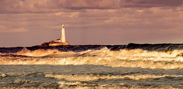 St Marys Lighthouse by mmart