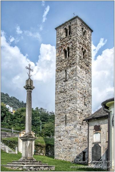 Chiesa San Filiberto by TrevBatWCC