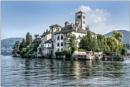 A sail on Lago d'Orta by TrevBatWCC