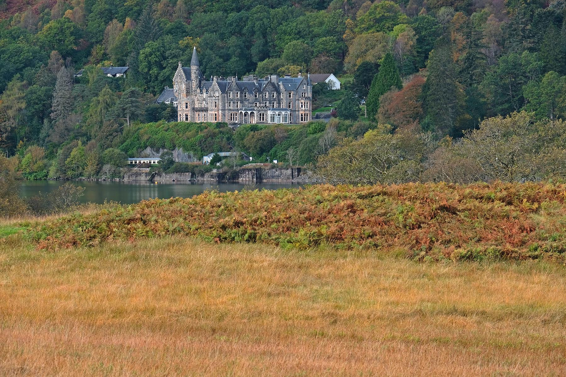 Loch Awe Hotel.
