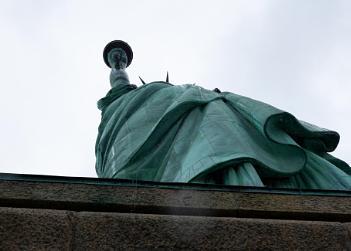 Statue Of Liberty, Alternative View