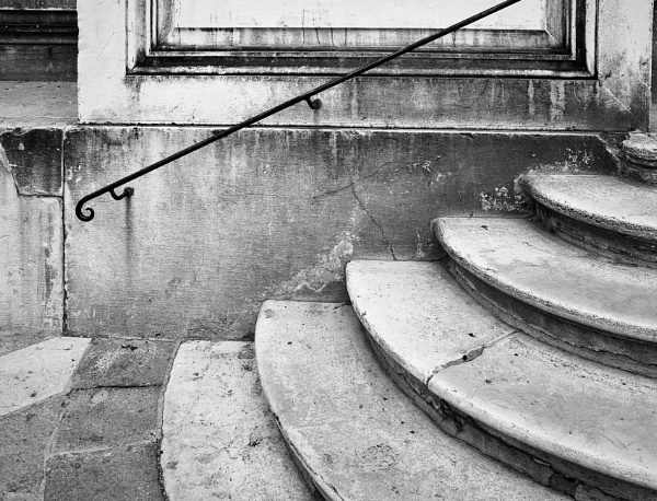 Curved Steps by nclark