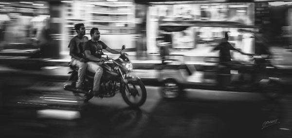 Unsafe Journey... by clicknimagine
