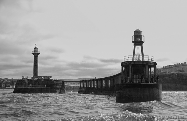 Anglers and Lighthouses by Alan_Baseley