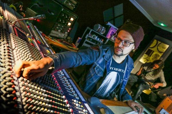 Big City Jacks Recording Studio by philtaylorphoto