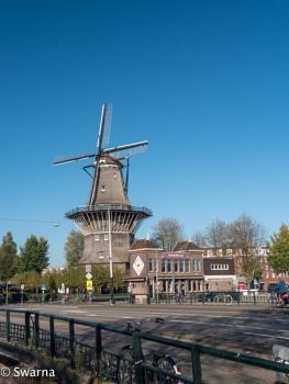 Somewhere in Amsterdam...