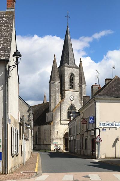 Sainte-Marie-Madeleine by M_squared