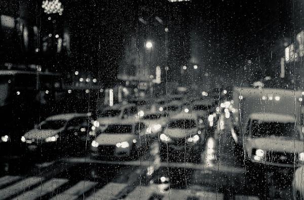 New York Rain by Chriscox