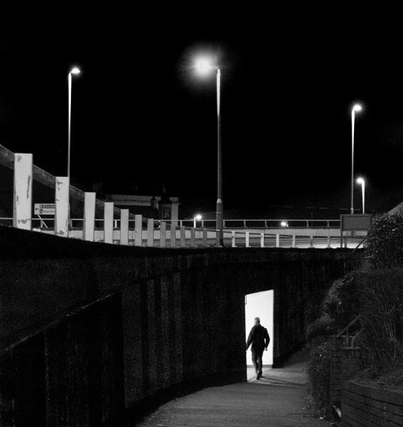 Underpass by trebork