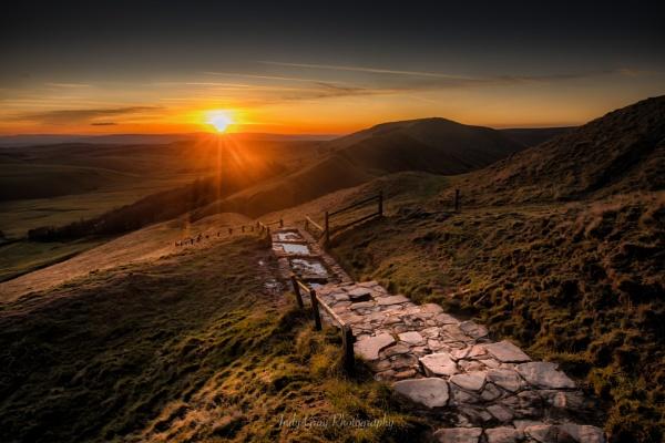 Last Light Great Ridge by Legend147