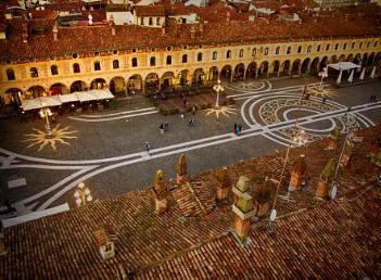 Piazza Ducale- Vigevano -