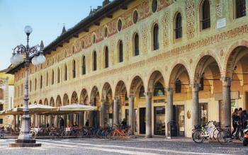 I Portici (arcade) Piazza Ducale - Vigevano