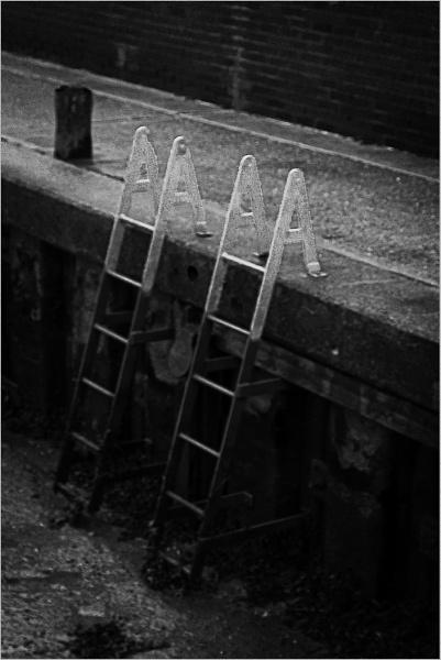 Quayside Steps by AlfieK