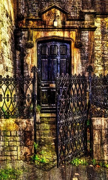Entrance by adagio