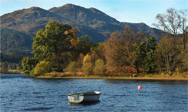 Loch Achray by MalcolmM