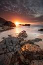Keurboomstrand Dawn by sherlob