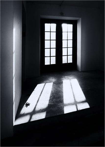 Hallway by KingBee