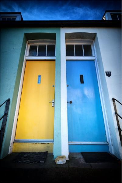 The Doors by KingBee