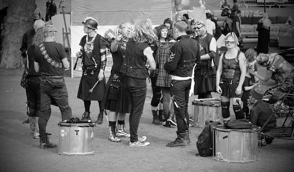 Drums Ready by RysiekJan