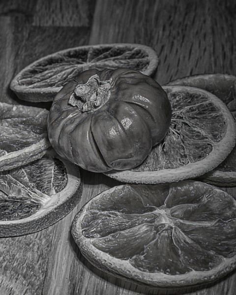 Dried fruit by KazG
