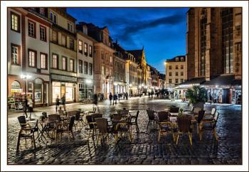 Town Sq Heidelberg Germany