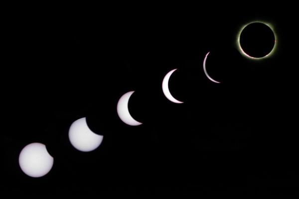Solar Eclipse by jbsaladino
