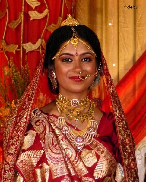 Happy Bengalee Bride... by debu