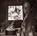 Cuban Kitchen by stevie