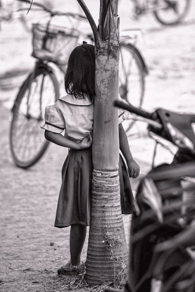 Little girl, Cambodia by fusion2011