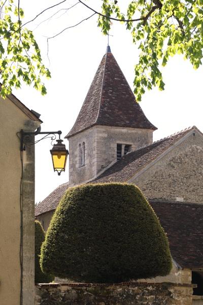 Sainte-Anne de Nohant by M_squared