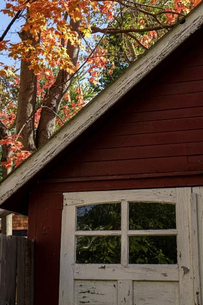 Little Corner in Autumn by manicam