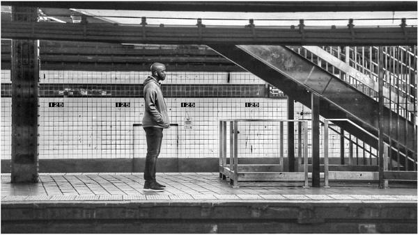 Going underground in New York by Stevetheroofer