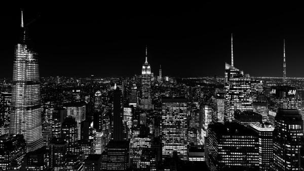 The Skyline by Stevetheroofer