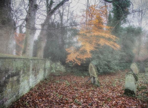 Forgotten corner by BillRookery