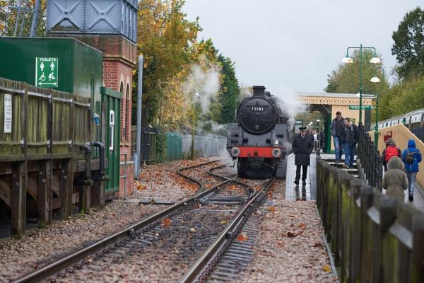 Bluebell Railway by JJGEE