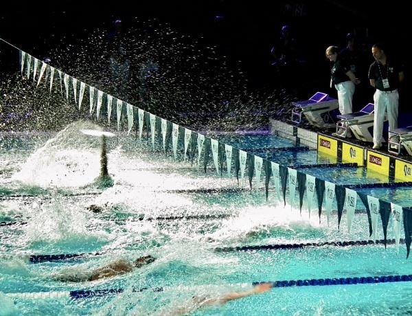 Swimmer speed