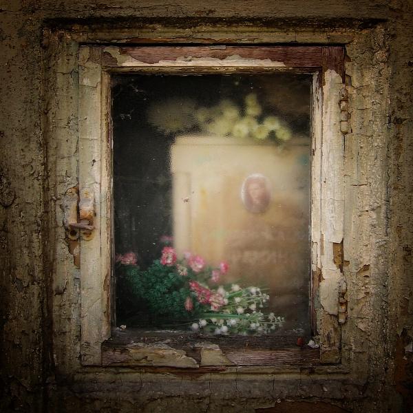 cemetery #6 (v.1 & v.2) by leo_nid