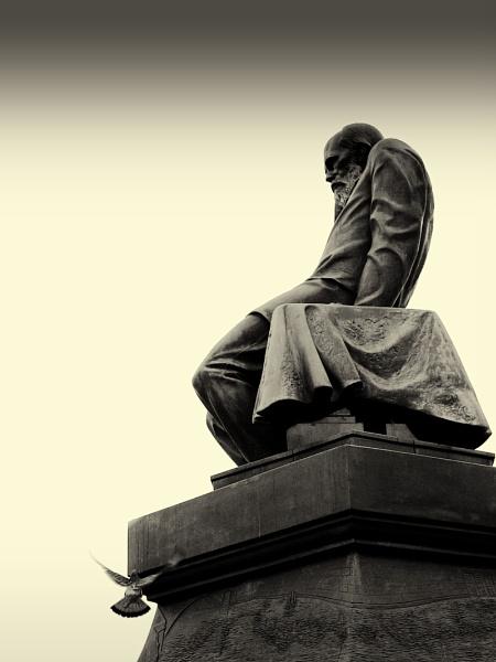 Dostoevsky by leo_nid
