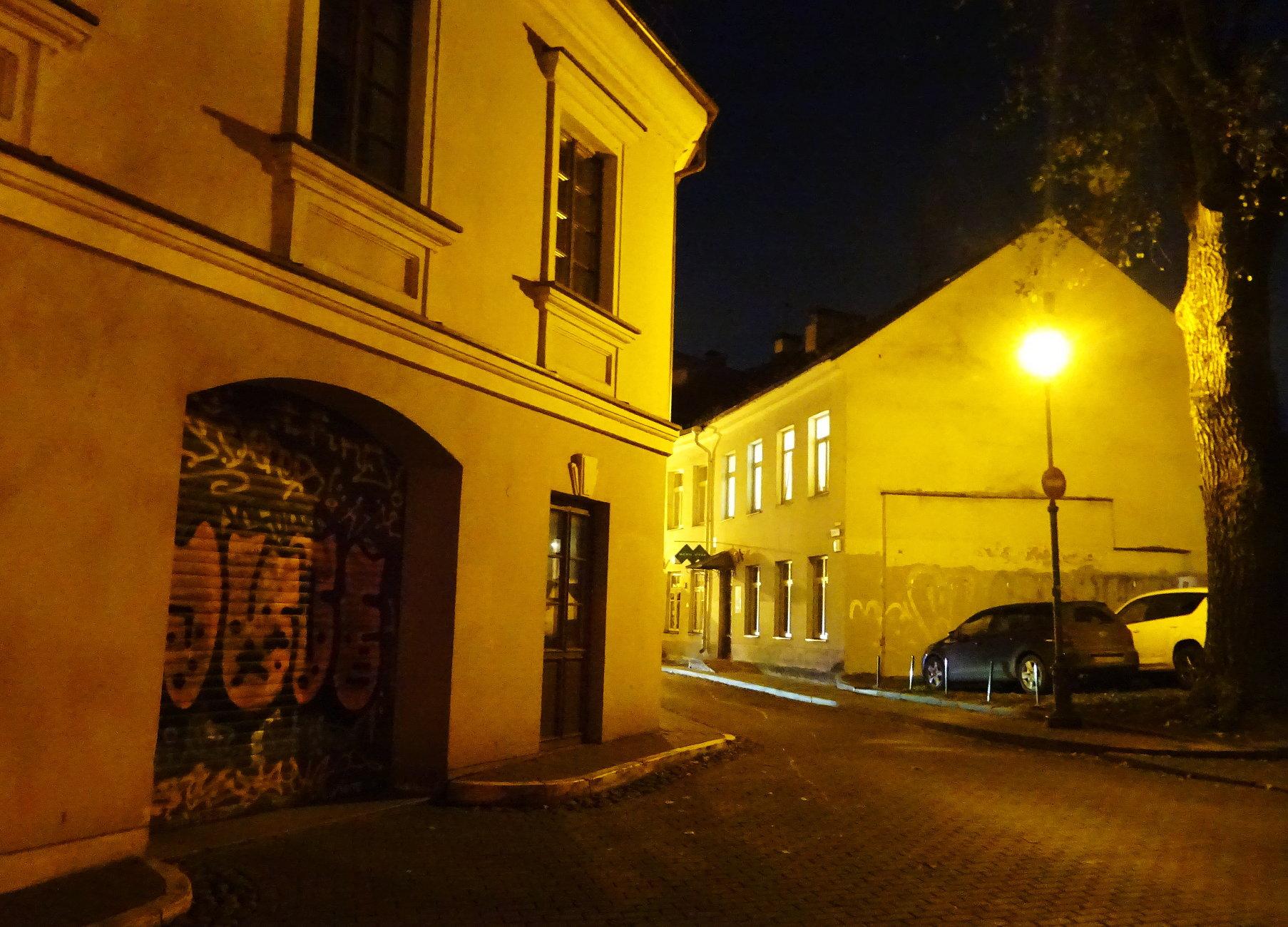 Empty backstreet (2)