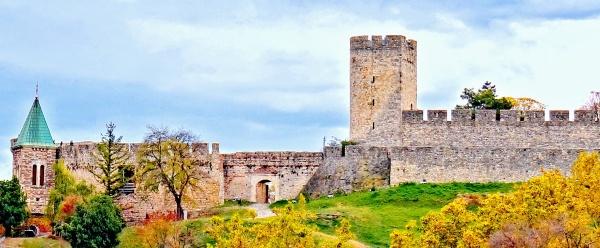 Kalemegdan Fortress, Belgrade by GabrielG