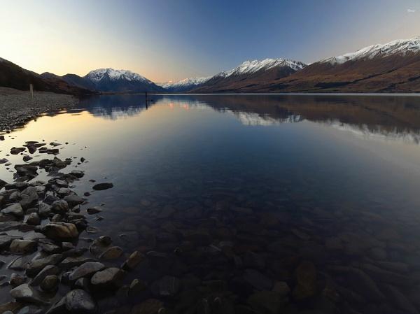 Lake Ohau 35 by DevilsAdvocate