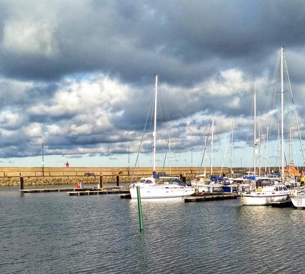 Bangor Marina by cats_123