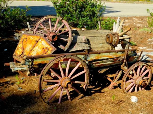 Paint your wagon ... by ddolfelin