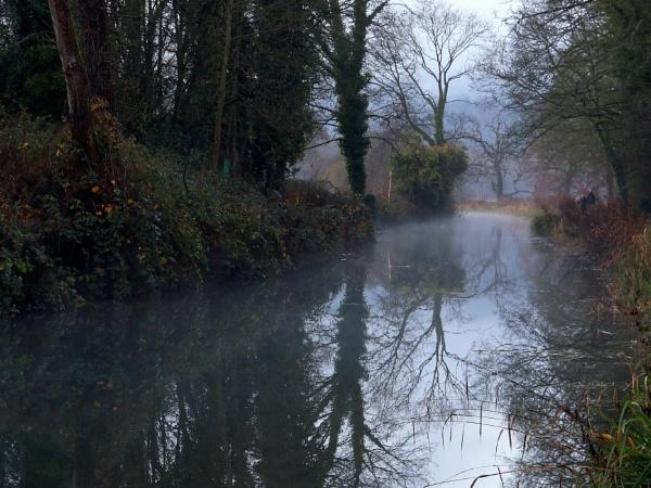 A Winter Stroll (Cromford Canal III) by ardbeg77