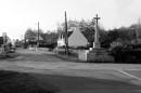 Cross at Cross-roads by petebfrance