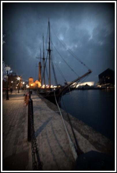 sailing ship by gunner44