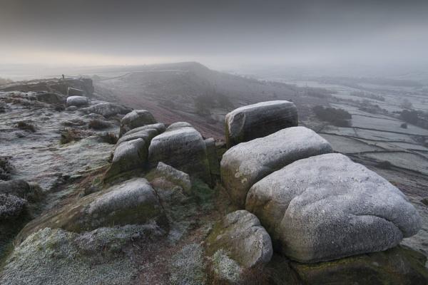 Cold Curbar by Trevhas